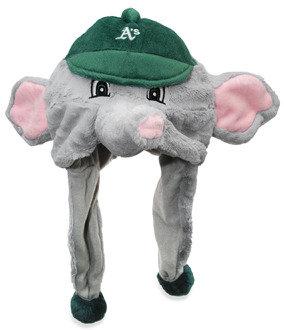 Bed Bath & Beyond Oakland Athletics Mascot-Themed Dangle Hat