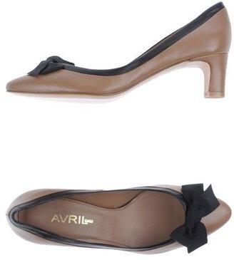 Avril Gau Closed-toe slip-ons