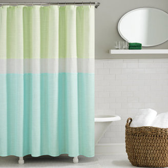 Kate Spade Spring Street Shower Curtain - Aqua