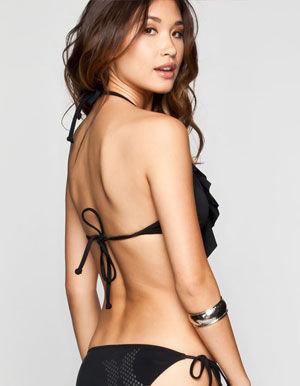 Hurley Stagger Bikini Top