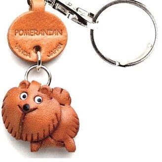 Vanca Craft Pomeranian Keychain