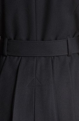 Via Spiga Short Wool Blend Trench Coat (Online Only)