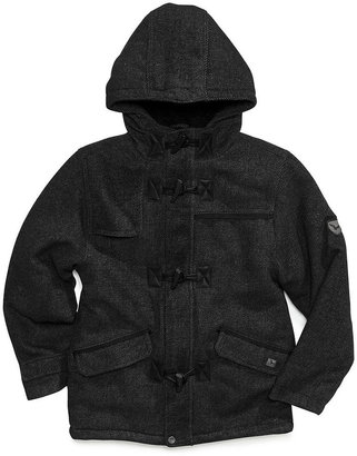 Hawke & Co Kids Jacket, Boys Wool Toggle Coat