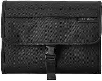 Briggs & Riley Baseline-Deluxe Toiletry Kit (Black) Toiletries Case