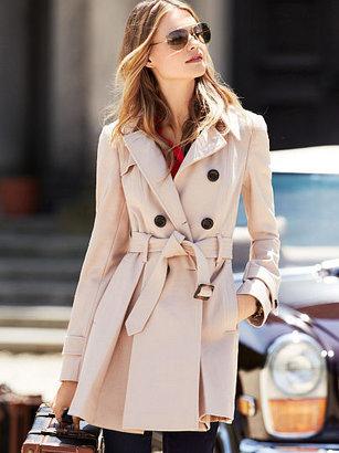 Victoria's Secret The Wool Trench Coat