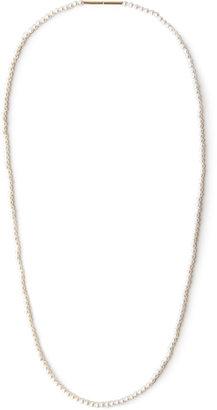 Saskia Diez fine pearl necklace