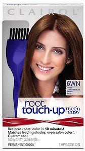 Clairol Nice'n Easy Root Touch-Up, Dark Brown 004