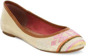 G by Guess G by Women's Shoes, Frizze Flats