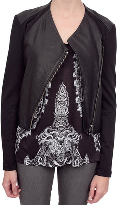 HELMUT Leather Jacket