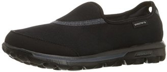 Skechers Performance Women's Go Walk Impress Memory Foam Slip-On Walking Shoe $57 thestylecure.com