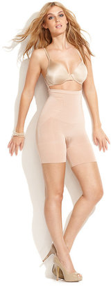 Spanx Star Power by Extra Firm Control Power Play High-Waist Mid-Thigh Slimmer 2024 (Only at Macy's)