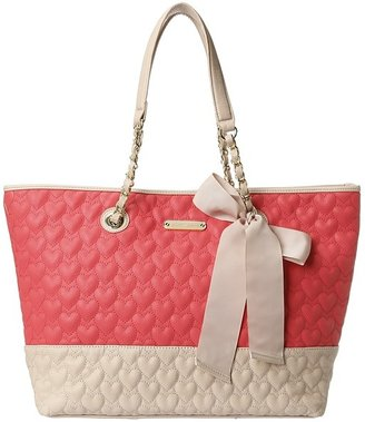 Betsey Johnson Be My One and Only Tote Handbags