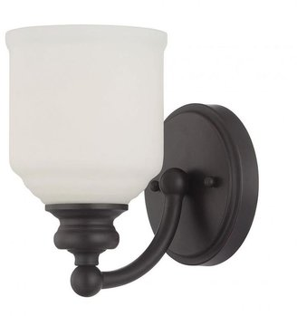 Filament Design Massa English Bronze Wall Sconce