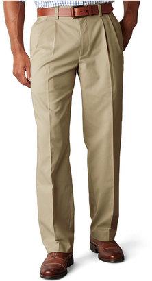 Dockers® Classic Fit Easy Khaki Pants - Pleated D3 $50 thestylecure.com