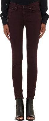 Rag and Bone Rag & Bone Stretch-Denim Skinny Jeans