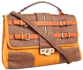 Melie Bianco Darlene (Wheat) - Bags and Luggage