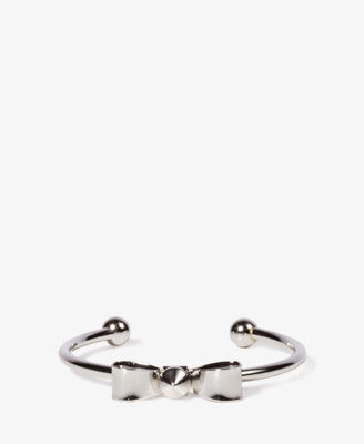 Forever 21 Bow Metal Cuff