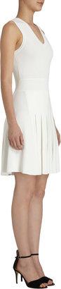 Barneys New York Sleeveless Pleated Skirt Dress