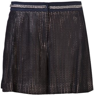 Rhie chain waistband short