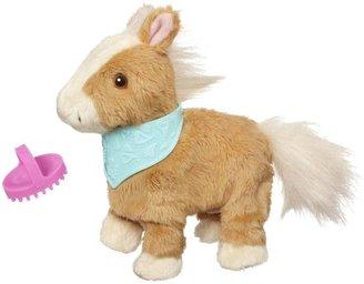 FurReal Friends Snuggimals Walkin' Ponies- Shimmer
