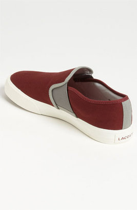 Lacoste 'Lombardcre' Slip-On