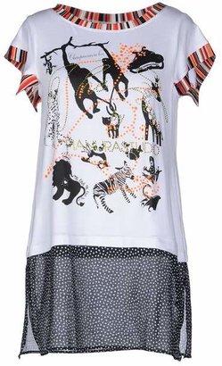 Pianurastudio Short sleeve t-shirt