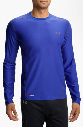 Under Armour HeatGear Fitted Long Sleeve T-Shirt (Online Exclusive)