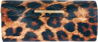 River Island Leopard Sunglasses Case