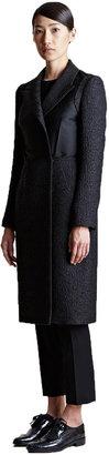 Lanvin Women's Contrast Texture Coat