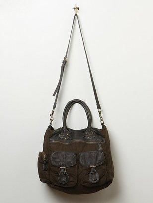 Liebeskind Distressed Sergeant Bag