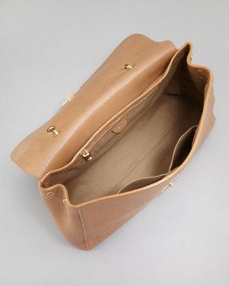 Marc Jacobs The 1984 Satchel Bag, Beige