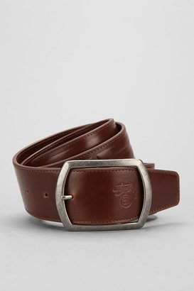 Stussy S Vegan Leather Belt