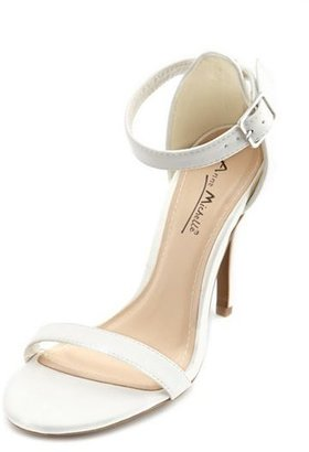 Charlotte Russe Ankle-Strap Single Sole Pump