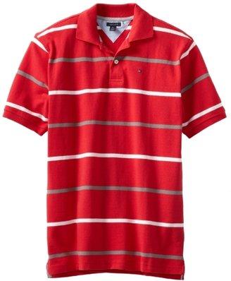 Tommy Hilfiger Boys 8-20 Short Sleeve Adriel Polo