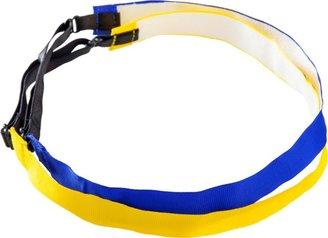 Ulta Blue/Yellow Ribbon Headwrap 2 Ct
