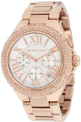 Michael Kors MK5636 - Sport Camille Chronograph (Rose Gold) - Jewelry