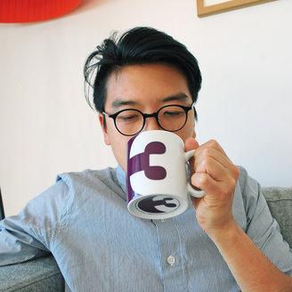 Suck UK Numbers Mug Set of 6