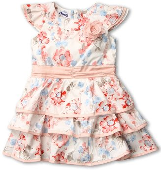 Primigi Poplin Fantasia Dress (Infant/Toddler) (Pink) - Apparel