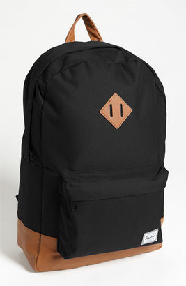 Men's Herschel Supply Co. Heritage Backpack - Black $60 thestylecure.com
