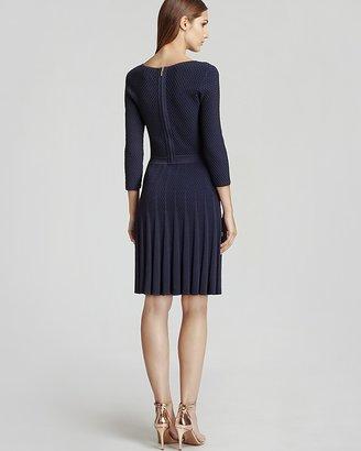 Reiss Dress - Smyth Knitted Flare