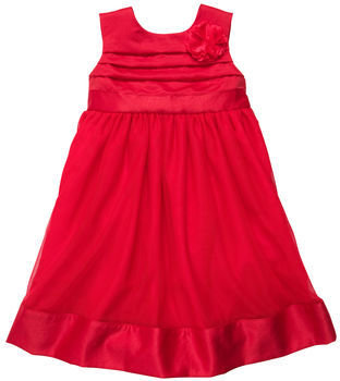 Carter's Sleeveless Satin Dress