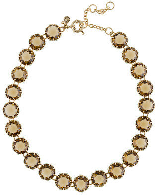 J.Crew Crystal sparkle necklace
