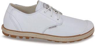 Palladium Slim Oxford Women's White