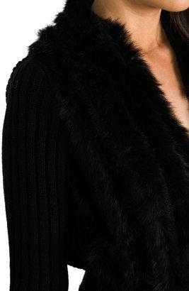 Graham & Spencer Rabbit Fur Coat
