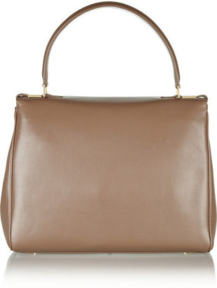 Marc Jacobs The Grand Metropolitan small leather tote