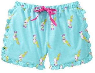 Gap Ruffled PJ shorts