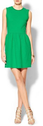 Pim + Larkin Poppy Textured Dress