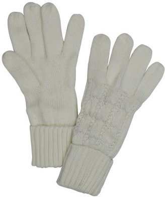 Dearfoams Women's Mini Cable Glove