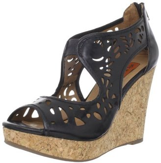 Miz Mooz Women's Kayla Wedge Pump