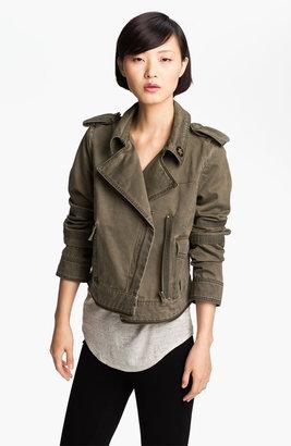 Zadig & Voltaire 'Klara' Crop Jacket